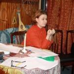 Театральный проспект»: литературная гостиная «Читает автор»