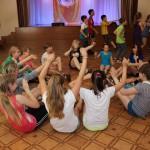 Дневник лагеря: 23 июня. Танцевальный переулок