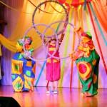 Новогидние приключения в Цирке