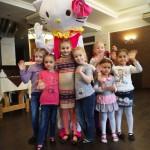 Студия современной хореографии «Палитра». «Детский праздник от купца».