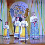 Томск - территория дружбы