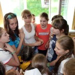 Дневник лагеря: 8 июня. Олимпийская деревня