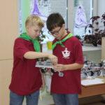 Соревнования по образовательной робототехнике.
