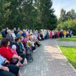 Награждение участников районного конкурса «Дары природы. Урожай – 2021»
